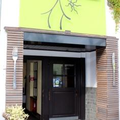 Steinbergs Wildewiese Restaurant Eingang
