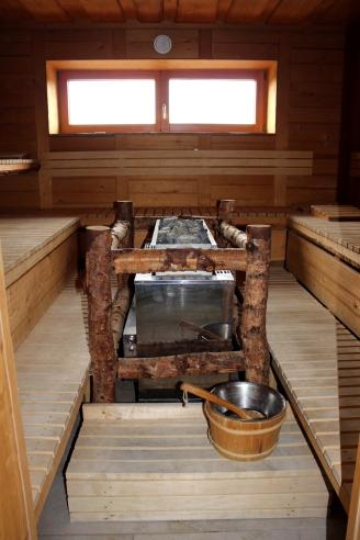 Steinbergs Wildewiese Sauna