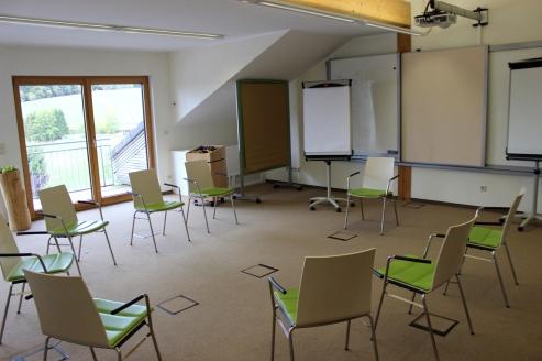 Steinbergs Wildewiese Tagungsraum DenkArt