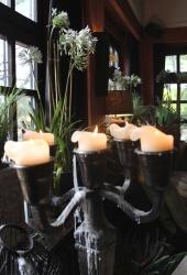 Torhaus Möhnesee Kerze