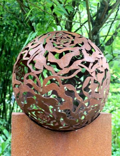 Torhaus Möhnesee Skulpturengarten Bronze