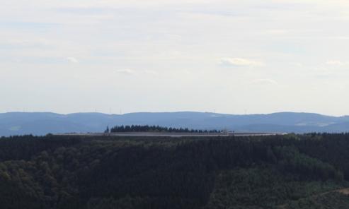 Wildewiese Blick Oberbecken Rönkhausen