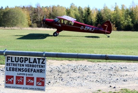 Flugplatz Finnentrop Heggen