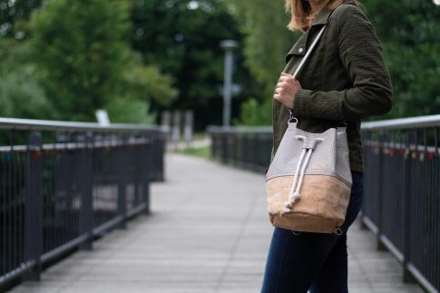 Grete und Lore Bucket-Bag 1