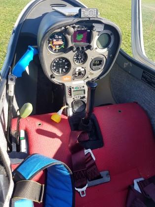 LSC Attendorn Finnentrop Cockpit