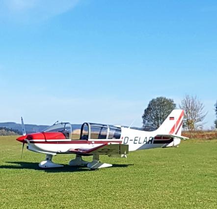 LSC Attendorn Finnentrop Motorflugzeug