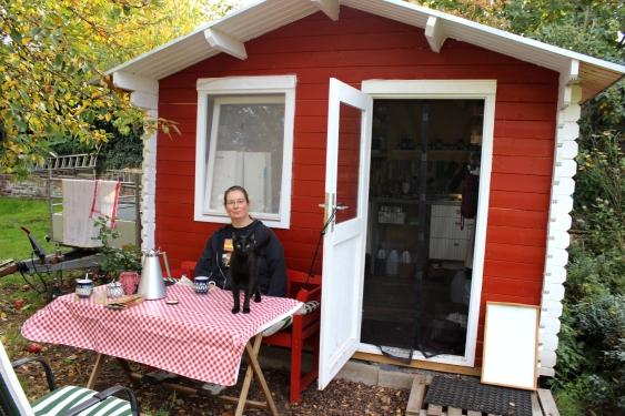 Sauerlandseifen Gartenhaus Sonja Schulte