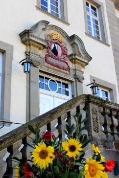 Schloss Körtlinghausen Eingang