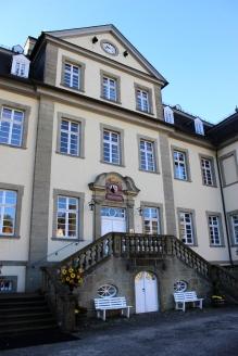 Schloss Körtlinghausen Innenhof