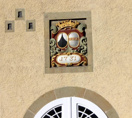 Schloss Körtlinghausen Jahreszahl