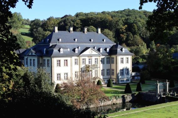 Schloss Körtlinghausen Rüthen