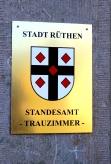 Schloss Körtlinghausen Trauzimmer
