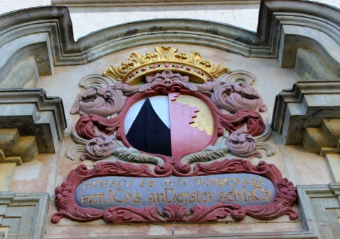 Schloss Körtlinghausen Wappen