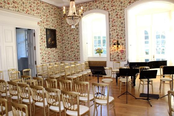 Schloss Körtlinghausen Westfalen Classics Konzertsaal