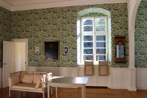 Schloss Körtlinghausen Zimmer