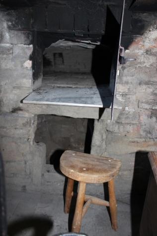 Schrabben Hof Backes Ofen