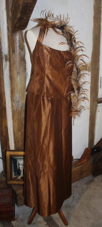 Schrabben Hof Kleid