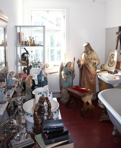 Schrabben Hof Museum sakrale Gegenstände