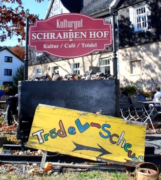 Schrabben Hof Schilder