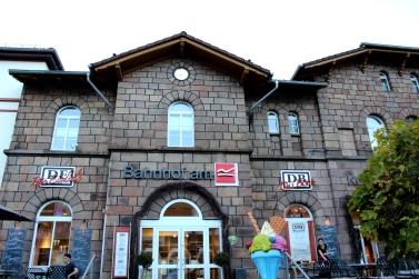 Lennestadt Altenhundem Bahnhof