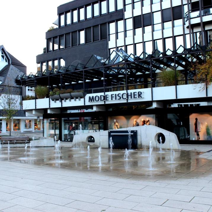 Lennestadt Altenhundem Marktplatz