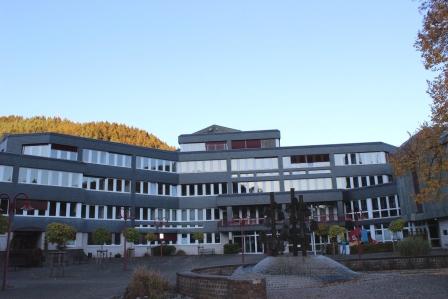 Lennestadt Altenhundem Rathaus