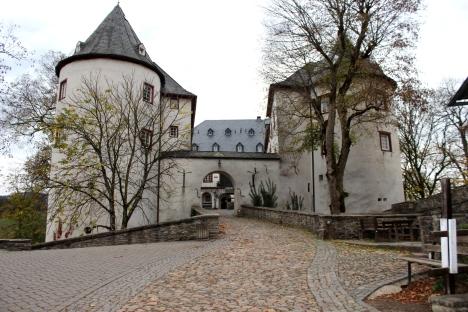 Lennestadt Bilstein Burg