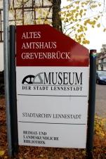 Lennestadt Grevenbrück Altes Amtshaus