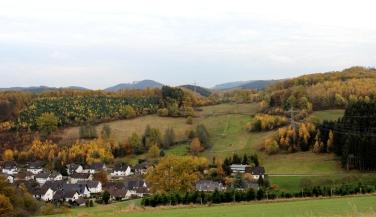 Lennestadt Grevenbrück Aussicht