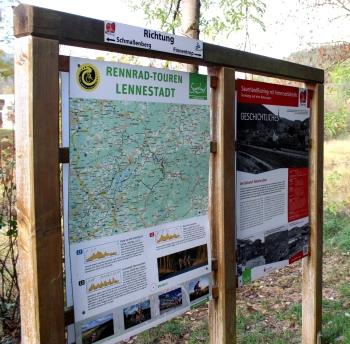 Lennestadt Rennrad Touren