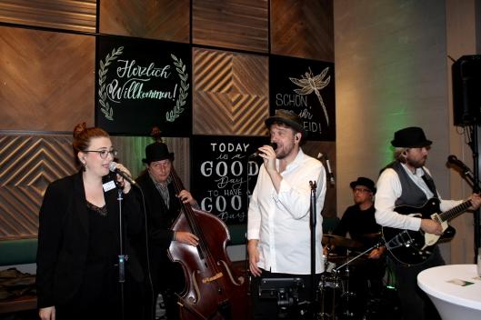 Sauerlandität Band Ampersand