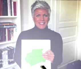 Sauerlandität Birgit Schrowange