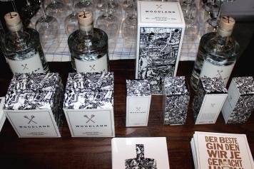 Sauerlandität Woodland Gin