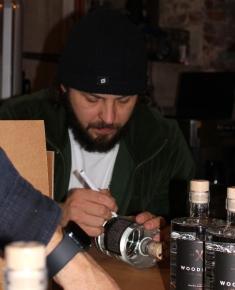 Woodland Gin Distillers Cut Nummerierung