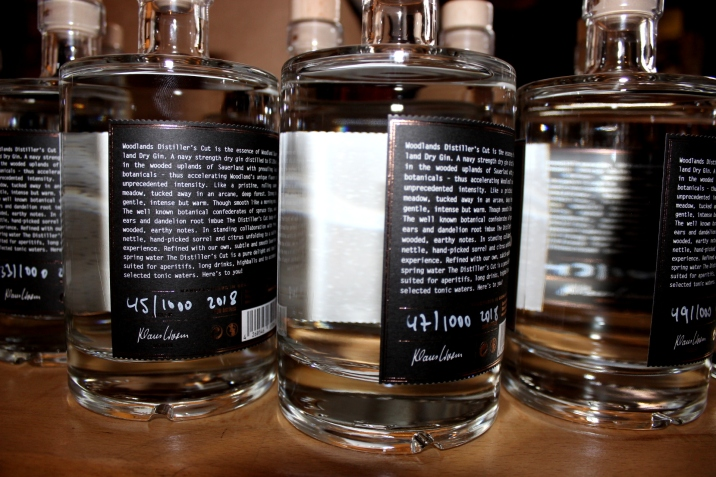 Woodland Gin Limited Edition