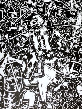 Woodland Schlacht von Worringen