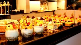 Schokoladenmanufaktur Frühstück Obst