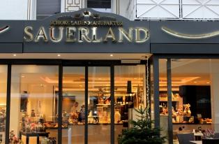 Schokoladenmanufaktur Sauerland Eingang