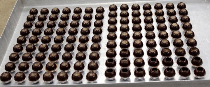 Schokoladenmanufaktur Sauerland Pralinen Produktion