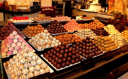 Schokoladenmanufaktur Sauerland Pralinen