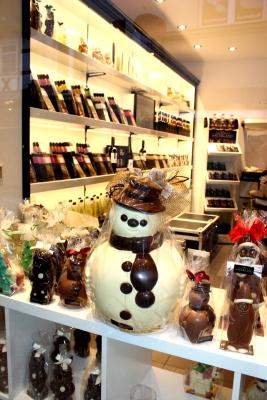 Schokoladenmanufaktur Sauerland Schneemann