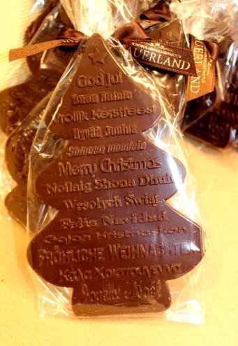 Schokoladenmanufaktur Sauerland Tannenbaum