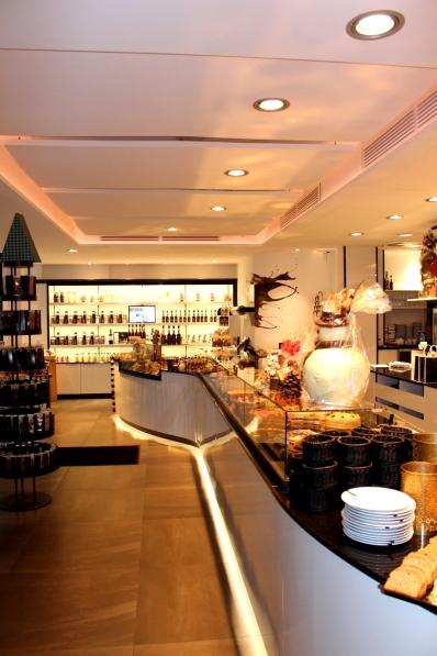 Schokoladenmanufaktur Sauerland Theke