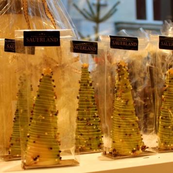 Schokoladenmanufaktur Sauerland Weihnachtsbäume