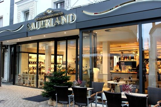 Schokoladenmanufaktur Sauerland