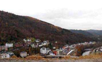 Burg Altena Aussichtspunkt