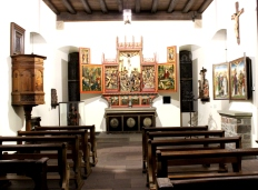 Burg Altena Museum Kapelle