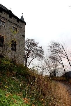Burg Altena Rückseite Rundweg
