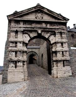 Burg Altena Tor