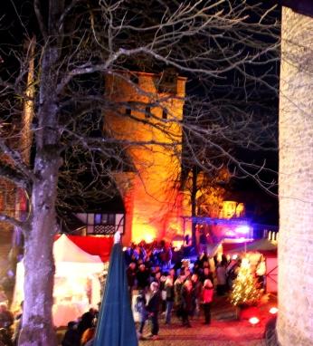Winter Spektakulum Markttreiben